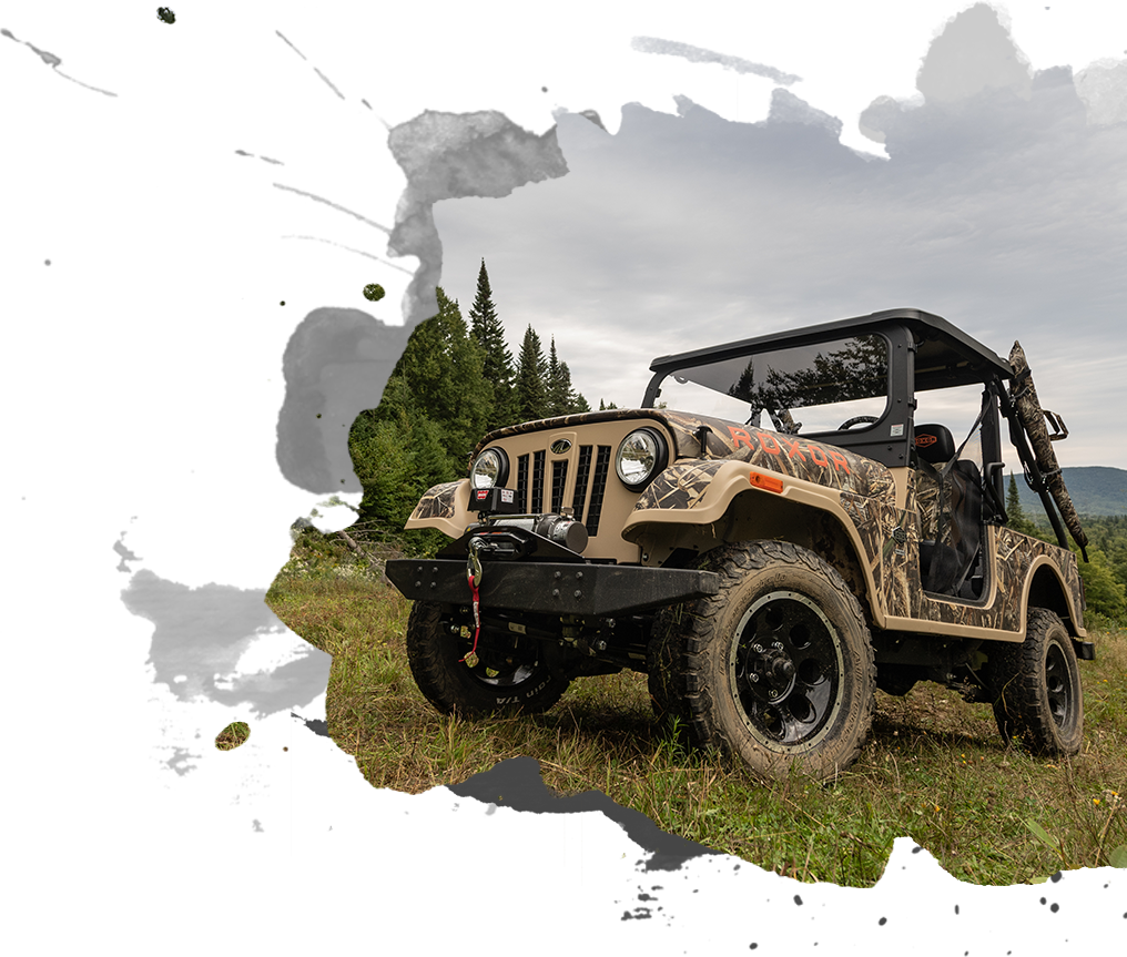 Roxor Offroad Utvs Side By Sides Sxs Utility Vehicles